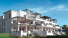 Golfapartments in Casares 1028-010