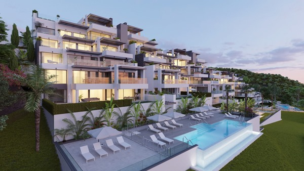 1067 Benahavis Apartments 00012