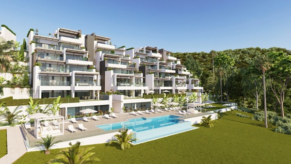 1067 Benahavis Apartments 00013