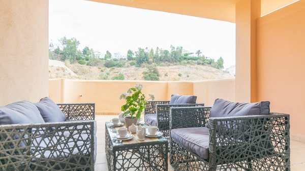 Golf Apartment Nueva Andalucia 1229-29