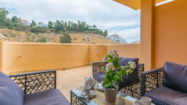 Golf Apartment Nueva Andalucia 1229-34