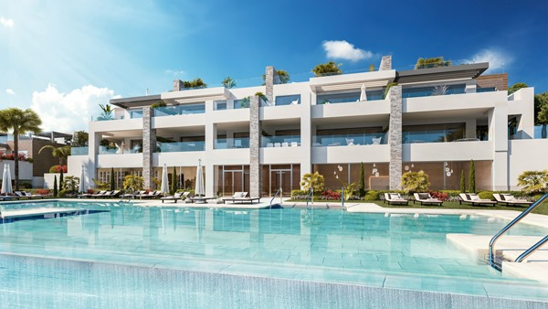 Moderne Apartments Cabopino Golf - 1179-18