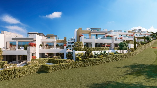 Moderne Apartments Cabopino Golf - 1179-20